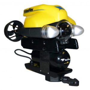 teledyne sonar videoray