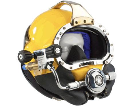 caschi per subacquei