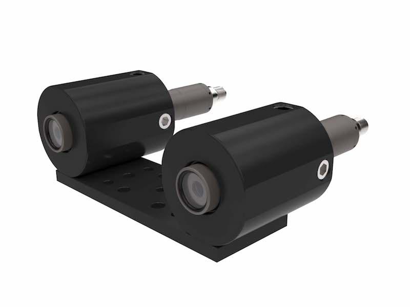dual microsealaser mounting bracket